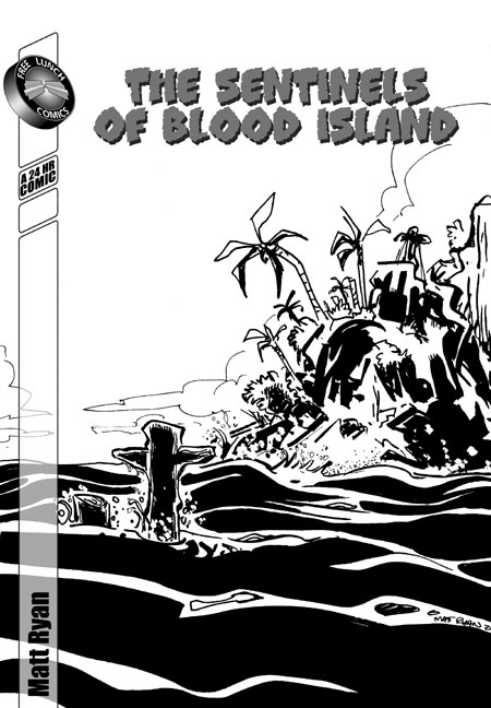 The Sentinels of Blood Island